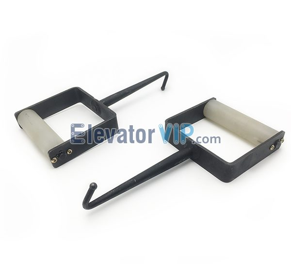 Escalator Handrail Belt Installation Tool, Escalator Handrail Pull Hook, How to eliminate damage to handrail during installation, XAA27BD1, Escalator Handrail Installation Tool Supplier, Escalator Handrail Installation Tool Manufacturer, Installation method of Escalator handrail belt