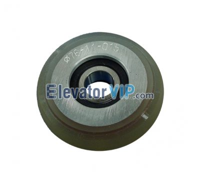Otis Elevator Spare Parts Counterweight Roller 76mm AAA456YS2, Elevator High Speed Roller, Elevatorφ76mm Roller for GEN2 Limited Duty, Elevatorφ76mm Roller for R2 Limited Duty, OTIS Elevator Counterweight Roller, Elevator High Speed Roller Supplier, Elevator High Speed Roller Manufacturer, Wholesale Elevator High Speed Roller, Cheap Elevator High Speed Roller for Sale, Elevator High Speed Roller Exporter, Elevator High Speed Roller Factory