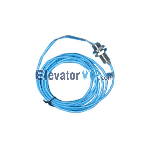 Otis Escalator Spare Parts Host Proximity Switch DAA177AX2, Escalator Photoelectric Speed Sensor, SLD2-12GM-WH1A, OTIS Escalator Speed Transducer, Escalator Speed Sensor Supplier, Escalator Speed Sensor Exporter, Cheap Escalator Speed Sensor Online, Wholesale Escalator Speed Sensor, Escalator Speed Sensor Factory, Escalator Speed Sensor Manufacturer, OTIS Escalator Speed Sensor for Sale