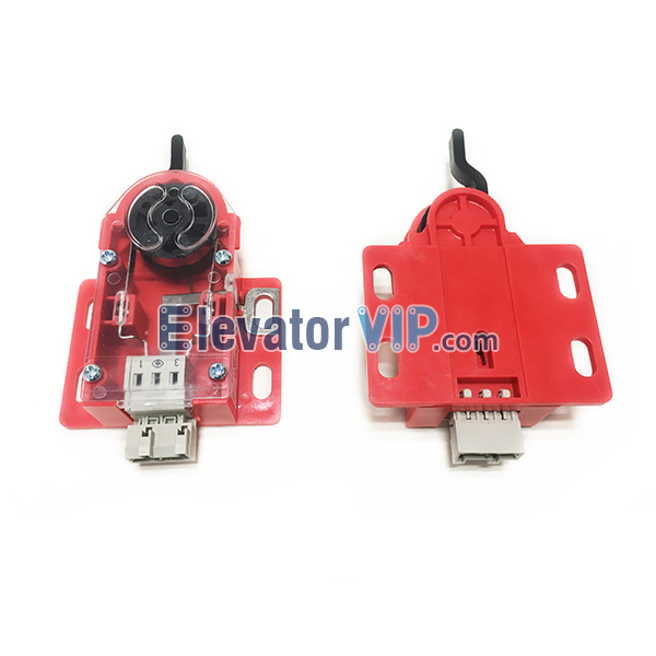 OTIS Elevator Speed Up Limit Switch, Elevator Governor Trip Switch, Elevator Limited Switch, Elevator Tension Roller Switch, XAA177BL4, TAA177AH2, Lift Speed Up Limit Switch Manufacturer, Elevator Sensor Distributor, Lift Governor Trip Switch in Australia, Cheap QM-S3-1372 Limit Switch for Sale, Lift Speed Up Limit Switch Right Side