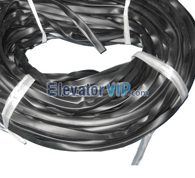 Otis Escalator Mechanical Parts Rubber Strip GAA50AFW1, Escalator Balustrade Glass Rubber Strip, OTIS Escalator Black Glass Rubber Strip, Escalator Balustrade Glass Rubber Strip for Sale, Escalator Balustrade Glass Rubber Strip Supplier, Wholesale Escalator Balustrade Glass Rubber Strip, Escalator Balustrade Glass Rubber Strip Exporter, Escalator Balustrade Glass Rubber Strip Manufacturer, Escalator Balustrade Glass Rubber Strip Factory
