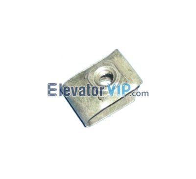 Otis Escalator Mechanical Parts Elastic Nut GAA72BW1, Escalator Securing Handrail Guard Nut, OTIS Escalator Nut for Securing Handrail Guard, Escalator Securing Handrail Guard Nut Supplier, Escalator Securing Handrail Guard Nut Manufacturer, Escalator Securing Handrail Guard Nut Exporter, Wholesale Escalator Securing Handrail Guard Nut, Cheap Escalator Securing Handrail Guard Nut for Sale