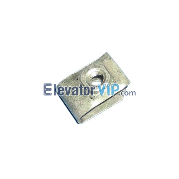 Otis Escalator Mechanical Parts Elastic Nut GAA72BW1, Escalator Securing Handrail Guard Nut, OTIS Escalator Nut for Securing Handrail Guard, Escalator Securing Handrail Guard Nut Supplier, Escalator Securing Handrail Guard Nut Manufacturer, Escalator Securing Handrail Guard Nut Exporter, Wholesale Escalator Securing Handrail Guard Nut, Cheap Escalator Securing Handrail Guard Nut for Sale
