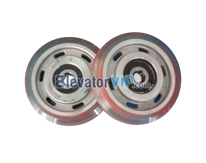 Otis Elevator Spare Parts Roller of Roller Guide Shoe KAA456K1, Elevator Polyurethane Guide Shoe Roller, Elevator DIAMETER 125mm Guide Shoe Roller, OTIS Elevator Guide Shoe Roller, Elevator Guide Shoe Roller Supplier, Elevator Guide Shoe Roller Manufacturer, Elevator Guide Shoe Roller Exporter, Elevator Guide Shoe Roller Wholesaler, Cheap Elevator Guide Shoe Roller Online