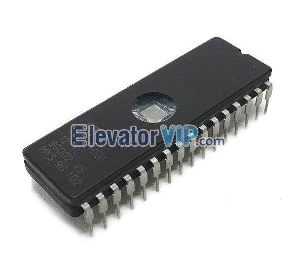 Memory EPROM LCB-II Z12 Chip, OTIS LCB_II PCB Board Z12, LCB II EPROM Z12, LCB2 Board Z12 EPROM, OTIS Elevator Motherboard IC Price, LCB-II Model Z12 Controller, GGA21240D1