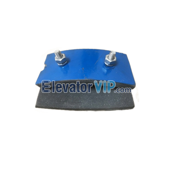 Otis Elevator Spare Parts 13VTR Shoe Brake TAA416P2, Elevator 13VTR Brake Pad, Elevator 13VTR Brake Pad, OTIS Elevator Host Brake Pad, Elevator Brake Shoe Supplier, Elevator Brake Shoe Manufacturer, Elevator Brake Shoe Exporter, Elevator Brake Shoe Wholesaler, Elevator Brake Shoe Factory, Cheap Elevator Brake Shoe for Sale, Elevator Brake Shoe Online