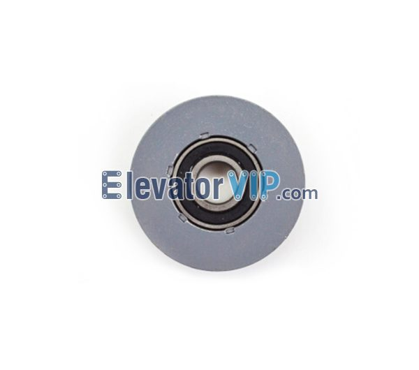 Otis Elevator Spare Parts Steel Wire Rope Sheave of Car Door $X/XAA290BW1-SPC, Elevator Wire Rope Roller, OTIS Elevator Wire Rope Pulley, OTIS Elevator Wire Rope Sheave, Elevator Wire Rope Roller Supplier, Elevator Wire Rope Roller Manufacturer, Elevator Wire Rope Roller Factory, Elevator Wire Rope Roller Exporter, Wholesale Elevator Wire Rope Roller, Cheap Elevator Wire Rope Roller for Sale, OTIS Elevator φ84mm Steel Wire Rope Roller