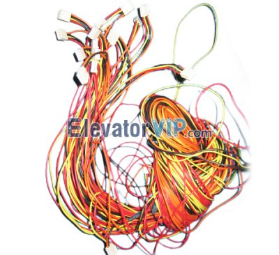 Otis Elevator Spare Parts BR27 Button Line XAA174GC1, Elevator BR27 Button Wire, OTIS Elevator Button Connection Cable, Elevator Button Wire Online, Elevator Button Wire Supplier, Cheap Elevator Button Wire for Sale, Elevator Button Wire Exporter, Wholesale Elevator Button Wire, Elevator Button Wire Manufacturer, Elevator Button Wire Exporter in China