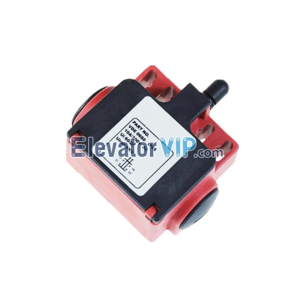 Otis Escalator Spare Parts LX28 Inlet Switch XAA177BE1_4