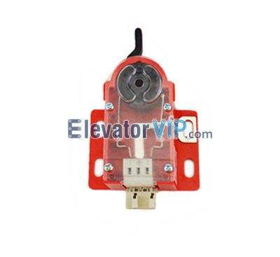 Otis Elevator Spare Parts Tension Pulley Switch XAA177BL3 (Right), Elevator Tension Pulley Switch, OTIS Limited Switch Supplier, OTIS Elevator Overspeed Governor Switch, Elevator Speed Limited Switch Manufacturer, Elevator Travel Switch Wholesaler, Elevator Limited Switch Exporter, Cheap Elevator Limited Switch Online, Elevator Limited Switch for Sale