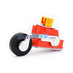 Elevator Spare Parts Limit Switch with Rubber Roller, OTIS LX26-111B QM-S3-1370 Travel Switch Supplier EEV177BW1