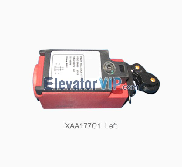 Otis Escalator Spare Parts Comb Plate Lift Switch XAA177C1 (Left), Escalator XIZI OTIS Switch, LX2-412 Switch, OTIS Escalator ZR231, Escalator Switch Supplier, Escalator Switch Supplier Manufacturer, Escalator Switch Supplier Exporter, Wholesale Escalator Switch Supplier, Cheap Escalator Switch Supplier for Sale