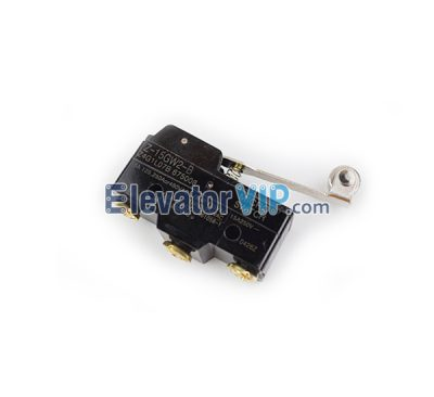 Otis Elevator Spare Parts Z-15GW2-B Power Switch XAA177CP1, OTIS Elevator Z-15GW2-B Micro Switch, Omron Z-15GW2-B Power Switch Supplier, Wholesale Z-15GW2-B Power Switch, Z-15GW2-B Power Switch Exporter, Cheap OTIS Z-15GW2-B Power Switch, OTIS Elevator Z-15GW2-B Power Switch for Sale