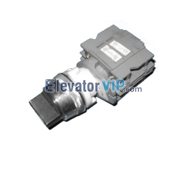 Otis Elevator Spare Parts Change-over Button XAA177FB2, Elevator Transform Button, OTIS Elevator 2A2B Transform Switch, Elevator Transform Button Supplier, Elevator Transform Button Exporter, Cheap Elevator Transform Button Online, Elevator Transform Button Manufacturer, Wholesale Elevator Transform Button, China Elevator Transform Button for Sale