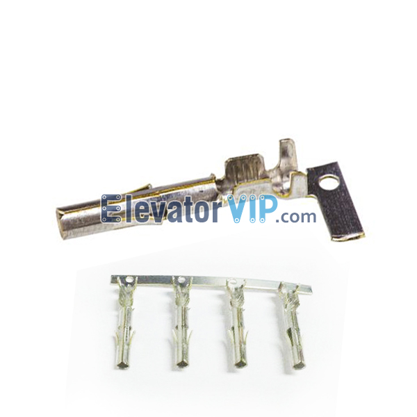 Otis Escalator Spare Parts Forming Wiring Tube – Metal Pin XAA188A1, Escalator TE CONNECTIVITY, Escalator 350536-1 Universal Mate-N-LOK Socket, Escalator FEMALE Crimp Socket Contact, OTIS Escalator Pre-Tin 20-14 AWG Crimp Socket Contact, Escalator TE CONNECTIVITY Socket Supplier, Escalator Crimp Socket Contact Manufacturer, Escalator Crimp Socket Contact Factory, Escalator Crimp Socket Contact Wholesaler, Cheap Escalator Crimp Socket Contact Online
