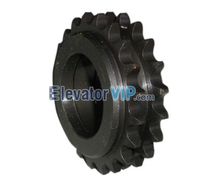 Otis Escalator Mechanical Parts Chain Sprocket XAA195N1, Escalator Double Strand Roller Chain Sprocket, Escalator Chain Sprocket 21 Teeth 16A, OTIS Hardened Teeth Chain Sprocket, Escalator Double Strand Roller Chain Sprocket Supplier, Escalator Double Strand Roller Chain Sprocket Manufacturer, Escalator Double Strand Roller Chain Sprocket Exporter, Escalator Double Strand Roller Chain Sprocket Factory, Cheap Escalator Double Strand Roller Chain Sprocket Online