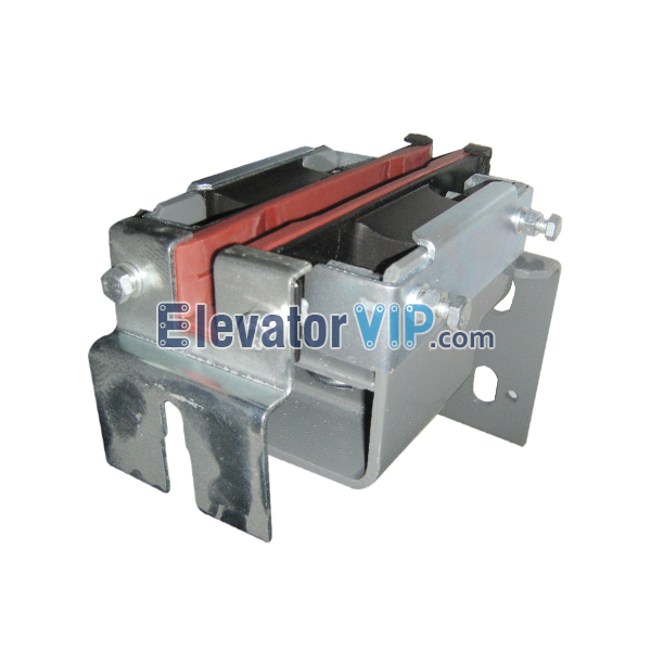Otis Elevator Spare Parts Car Guide Shoe XAA237D2, Elevator Car Guide Shoe, Elevator Car Guide Shoe Suited for Width 16mm of Guide Rail, OTIS Elevator Guide Shoe, Elevator Car Guide Shoe Supplier, Elevator Car Guide Shoe Manufacturer, Elevator Car Guide Shoe Exporter, Wholesale Elevator Car Guide Shoe, Elevator Car Guide Shoe Factory, Cheap Elevator Car Guide Shoe for Sale, Buy Elevator Car Guide Shoe from China