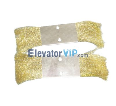 Otis Escalator Mechanical Parts Electrostatic Brush XAA241A1, Escalator Anti-Static Brush, OTIS Escalator Safety Brush, OTIS Anti-Static Brush, OTIS Voltage Discharge Brush, Escalator Anti-Static Brush Supplier, Wholesale Escalator Anti-Static Brush, Buy Cheap Escalator Anti-Static Brush Online, Escalator Anti-Static Brush Exporter, Escalator Anti-Static Brush Manufacturer, Escalator Anti-Static Brush Factory