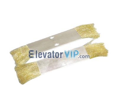 Otis Escalator Mechanical Parts Electrostatic Brush XAA241A3, Escalator Anti-Static Brush, OTIS Escalator Safety Brush, OTIS 1194 Escalator Anti-Static Brush, OTIS Voltage Discharge Brush, Escalator Anti-Static Brush Supplier, Wholesale Escalator Anti-Static Brush, Buy Cheap Escalator Anti-Static Brush Online, Escalator Anti-Static Brush Exporter, Escalator Anti-Static Brush Manufacturer, Escalator Anti-Static Brush Factory