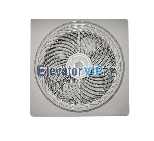 Otis Elevator Spare Parts Square Fan XAA24720E1, Freight Elevator Square Fan, Freight Elevator Ceiling Fan, OTIS Freight Lift Ventilation Fan, Freight Lift Exhaust Fan, Freight Elevator Fresh Air Exchange Fan, Freight Elevator Fan on Car Roof, Freight Elevator Car-top Fan, Elevator Ventilation Fan Supplier, Elevator Ventilation Fan Manufacturer, Elevator Ventilation Fan Exporter, Elevator Ventilation Fan Factory, Wholesale Elevator Ventilation Fan, Cheap Elevator Ventilation Fan for Sale, Buy Quality Elevator Ventilation Fan from China