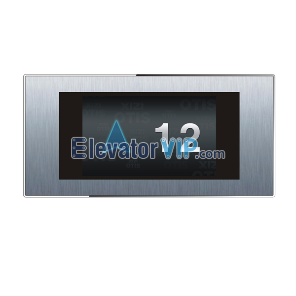 Otis Elevator Spare Parts 7 inch Thin TFT LCD Transverse Display XAA25140ABN999, Elevator 7