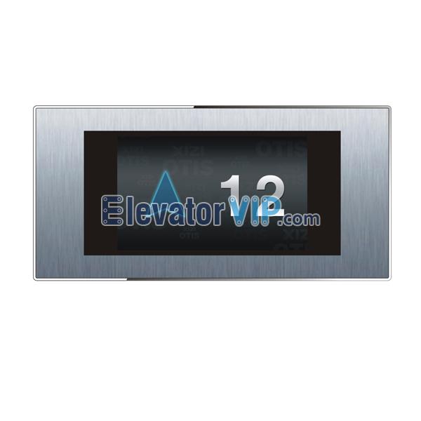 Otis Elevator Spare Parts 7 inch Thin TFT LCD Transverse Display XAA25140ABN999, Elevator 7