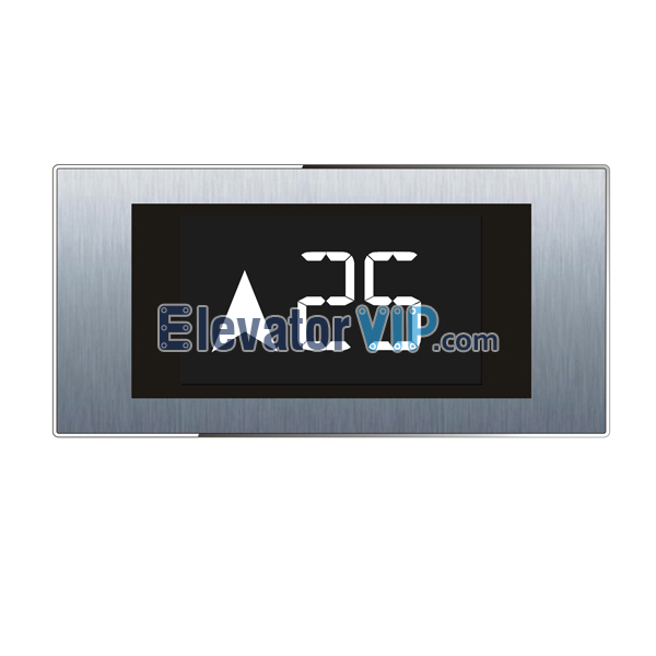 Otis Elevator Spare Parts 7 inch Thin BND LCD Transverse Display XAA25140ABP1, Elevator 7