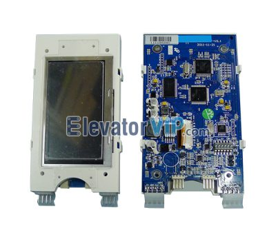 "Otis Elevator Spare Parts 4.3 Inches TFT LCD Black Classic Display XAA25140AD23, Elevator 4.3"" TFT LCD Black Classic Display Module, Elevator Display Module, Elevator TFT LCD Black Classic Display of Calling Board, OTIS Lift Monochrome Graphic LCD Black Classic Display Screen, Elevator TFT LCD Black Classic Display Supplier, Elevator LCD Black Classic Display Manufacturer, Elevator LCD Black Classic Display Exporter, Elevator LCD Black Classic Display Factory, Wholesale Elevator LCD Black Classic Display, Cheap Elevator LCD Black Classic Display for Sale, Buy High Quality Elevator LCD Black Classic Display from China"