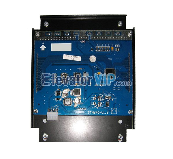 "Otis Elevator Spare Parts 6.4 inch BND-LCD Display XAA25140AD47, Elevator 6.4"" LCD Car Display, Elevator 6.4 inch LCD Display Board, Elevator Blue Backgroup White Letter LCD Display, Elevator STN640 V1.6 LCD Display, OTIS Lift LCD Display, Elevator LCD Display Supplier, Elevator LCD Display Manufacturer, Elevator LCD Display Exporter, Elevator LCD Display Factory, Elevator LCD Display Wholesaler, Cheap Elevator LCD Display for Sale, Buy Quality Elevator LCD Display in China"