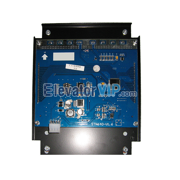 Otis Elevator Spare Parts 6.4 inch BND-LCD Display XAA25140AD47, Elevator 6.4