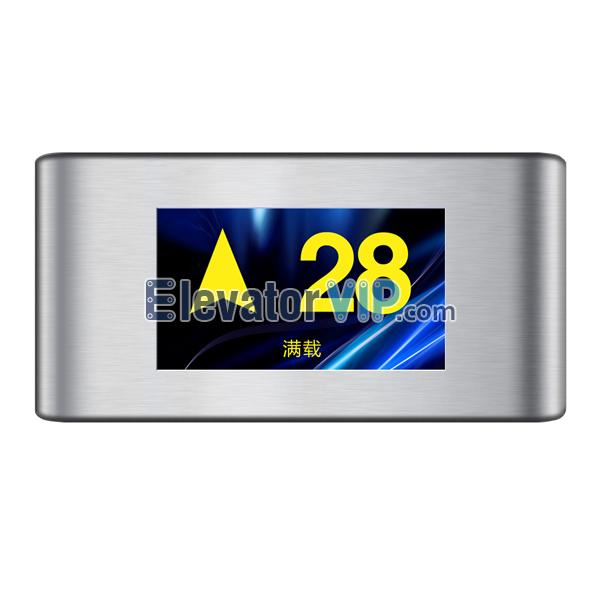 Otis Elevator Spare Parts 7 inch TFT LCD Transverse Display XAA25140AEV998, Elevator 7