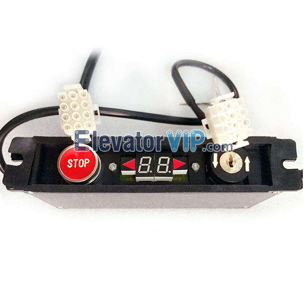 Otis Escalator Spare Parts Escalator Switch Box XAA26220D1, Escalator Emergency Stop Switch Box with Lock and Display, OTIS Escalator Lock, OTIS Escalator Emergency Stop Switch Box, Escalator Emergency Stop Switch Box Supplier, Escalator Emergency Stop Switch Box Manufacturer, Wholesale Escalator Emergency Stop Switch Box, Escalator Emergency Stop Switch Box for Sale