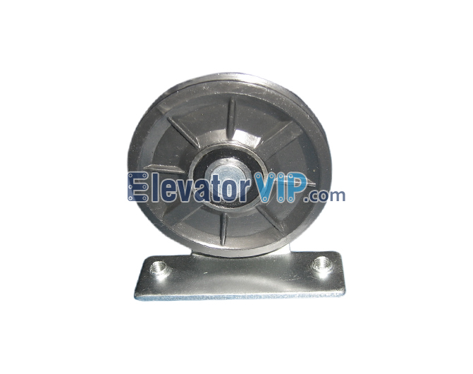 Otis Elevator Spare Parts Groove Sheave XAA265X1, Elevator φ80mm Stainless Steel Wire Rope Roller, Elevator Wheel Fixed Pulley, Elevator Steel Wire Rope Pulley, OTIS Groove Sheave Pulley, Elevator Wire Rope Pulley Supplier, Elevator Wire Rope Pulley Exporter, Wholesale Elevator Wire Rope Pulley, Cheap Elevator Wire Rope Pulley for Sale, Elevator Wire Rope Pulley Manufacturer