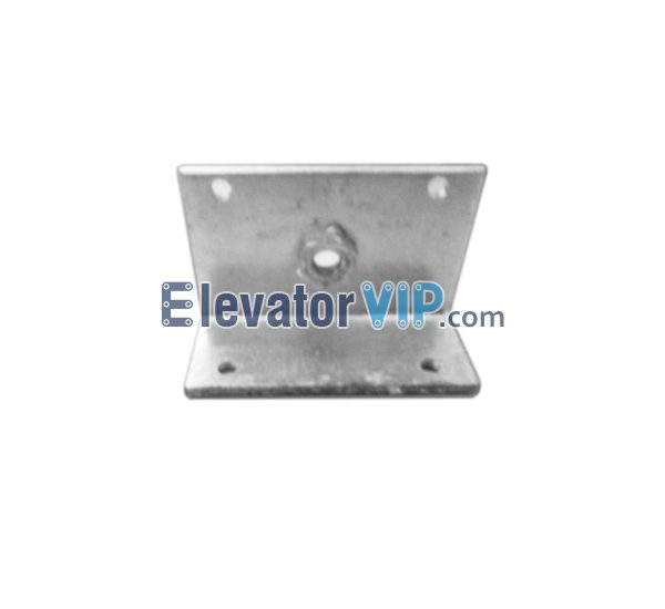 Elevator Fastener for Door Jamb Frame Upright and Sill, Elevator Door and Sill Bracket, Elevator Door Bracket Supplier, Elevator Sill Bracket Manufacturer, Elevator Car Door Bracket Factory, Elevator Landing Door Bracket Wholesaler, Cheap Elevator Landing Door Bracket for Sale, XAA283XA1