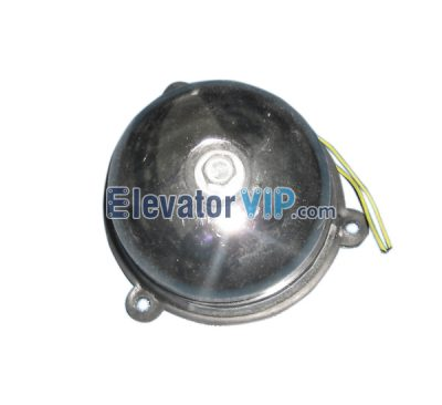 Otis Escalator Spare Parts Arm Bell XAA311F1, Escalator Electric Bell, Escalator SCF-03 AC220V Bell, OTIS Escalator Electric Bell, Cheap Escalator Electric Bell Online, Wholesale Escalator Electric Bell, Escalator Electric Bell Exporter, Escalator Electric Bell Manufacturer, Escalator Electric Bell Manufacturer, Escalator Electric Bell Factory in China