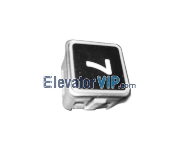 Otis Elevator Spare Parts BS34B Button XAA323BM1, Elevator Push Button, Elevator Push Button BS34B, Elevator Push Button BS34B Fitting Water Chestnut, OTIS Elevator Push Button Supplier, Elevator Push Button Manufacturer, Wholesale Elevator Push Button, Elevator Push Button Factory in China, Cheap Elevator Push Button for Sale, Elevator Push Button Exporter