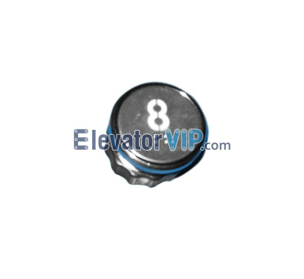 Otis Elevator Spare Parts BR32A(B) Button XAA323BT2, Elevator Stainless Steel Push Button, Elevator BR32A(B) Push Button, OTIS Lift Push Button, Elevator Push Button Supplier, Elevator Push Button Manufacturer, Elevator Push Button Factory, Elevator Push Button Exporter, Wholesale Elevator Push Button, Cheap Elevator Push Button for Sale, Buy High Quality Elevator Push Button from China, Elevator Push Button with Braille and Black Number