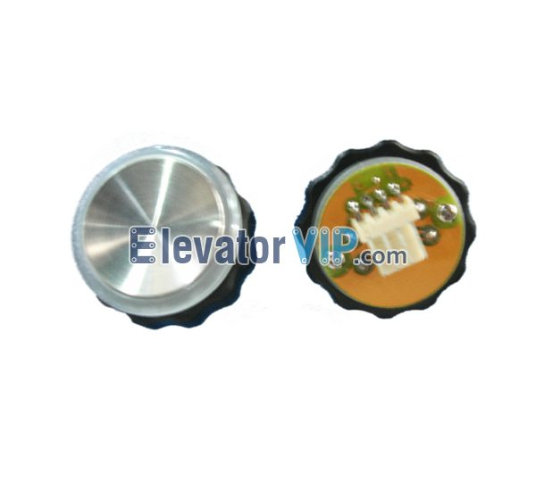 Otis Elevator Spare Parts BR27B Buttons XAA323CL1A, Elevator Common Call Button, Elevator BR27B Landing Call Button, Elevator Button with Hairline, OTIS Elevator Round Concave Button, Elevator Landing Call Button Supplier, Cheap Elevator Landing Call Button for Sale, Elevator Landing Call Button Wholesaler, Elevator Landing Call Button Exporter, Elevator Landing Call Button Manufacturer