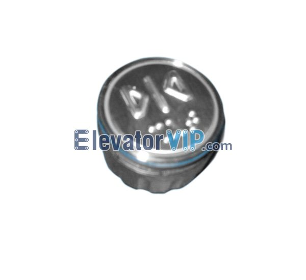 Otis Elevator Spare Parts BR36A(B) Button XAA323CT1A, Elevator Stainless Steel Push Button, Elevator BR36A(B) Push Button, OTIS Lift Push Button, Elevator Push Button Supplier, Elevator Push Button Manufacturer, Elevator Push Button Factory, Elevator Push Button Exporter, Wholesale Elevator Push Button, Cheap Elevator Push Button for Sale, Buy High Quality Elevator Push Button from China, Elevator Push Button with Braille and Hairline