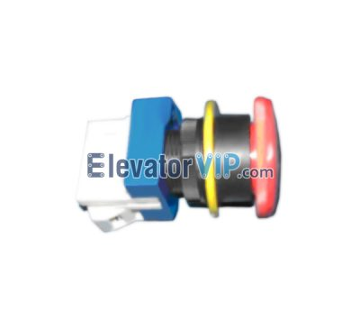 Otis Elevator Spare Parts Red Sudden Stop Switch XAA323H1, Elevator Emergency Stop Switch, Elevator Emergency Stop Button, OTIS Emergency Stop Switch, Cheap Elevator Emergency Stop Switch, Elevator Emergency Stop Switch Wholesaler, Elevator Emergency Stop Switch Manufacturer, Elevator Emergency Stop Switch Exporter, Elevator Emergency Stop Switch Supplier, OTIS LAY3-01ZS/1 Emergency Stop Switch