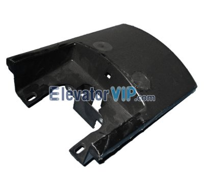Otis Escalator Mechanical Parts Handrail Entrance Protection Plate XAA346S3, Escalator Handrail Entrance Protection Plastic Plate, OTIS Escalator G-sharped Handrail Guard, OTIS 508 Handrail Guard, OTIS XOPE Handrail Guard, OTIS XO-21NP Handrail Guard, Escalator Handrail Guard Supplier, Escalator Handrail Guard Manufacturer, Escalator Handrail Guard Exporter, Wholesale Escalator Handrail Guard, Cheap Escalator Handrail Guard for Sale