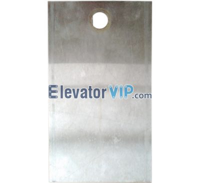 Otis Elevator Spare Parts Inspection Door Plate, Elevator Maintenance Window Metal Plate on COP, OTIS Elevator Access Door Sheet on COP of Car, Elevator Access Door Sheet Supplier, Elevator Access Door Sheet Manufacturer, Elevator Access Door Sheet Wholesaler, Elevator Access Door Sheet Factory, Elevator Access Door Sheet Exporter, Cheap Elevator Access Door Sheet Online, XAA386CPF1, Elevator 104x200x1.5mm Metal Plate on COP