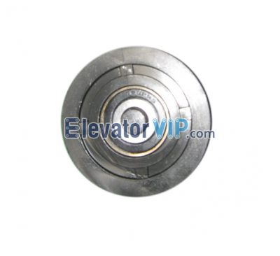 Otis Elevator Spare Parts Door Hanger Roller XAA456AA1, Elevator φ72mm Landing Door Hanging Roller, Elevator Door Hanging Roller, OTIS Bi-fold Car Door Handing Roller for Freight Elevator, Elevator Landing Door Hanging Roller Supplier, Elevator Door Hanging Roller Manufacturer, Elevator Door Hanging Roller Supplier, Elevator Door Hanging Roller Exporter, Elevator Door Hanging Roller Online, Wholesale Elevator Door Hanging Roller, Cheap Elevator Door Hanging Roller for Sale, Hanging Roller for Two-fold Side Opening Door of Elevator