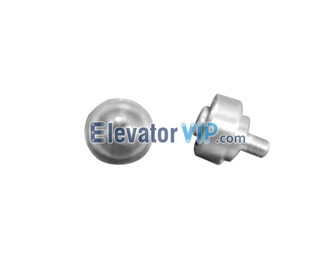 Otis Elevator Spare Parts Freight Elevator Concentric Roller XAA456Z1, Elevator Landing Door Concentric Roller, OTIS Freight Elevator Concentric Roller, Elevator Positioning Wheel, Elevator Concentric Roller D25MM Screw M8, Elevator Concentric Roller Supplier, Elevator Concentric Roller Manufacturer, Elevator Concentric Roller Exporter, Elevator Concentric Roller Factory, Cheap Elevator Concentric Roller for Sale