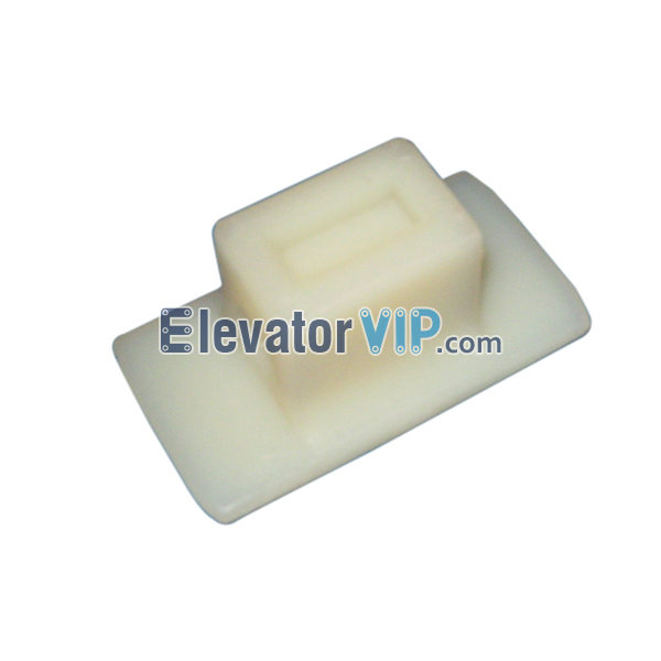 Otis Escalator Mechanical Parts Guide Block XAA477AN1, Escalator Handrail Guide Block, Escalator Nylon Guide Rail Slider Block, OTIS Nylon Guide Rail Slider Block for Handrail, Escalator Handrail Guide Block Supplier, Escalator Handrail Guide Block Factory, Wholesale Escalator Handrail Guide Block, Cheap Escalator Handrail Guide Block Online, Where can buy Escalator Handrail Guide Block