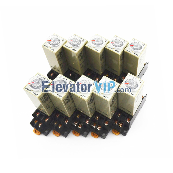Otis Escalator Spare Parts Time Relay with Base XAA613AZ4, Escalator H3Y-2 Solid-state Timer, Escalator Solid-state Timer, Escalator Time Relay, OTIS Escalator Time Relay for Sale, Cheap OTIS Escalator Time Relay, Escalator Relay Timer Supplier, Wholesale Escalator Relay Timer, Escalator Relay Timer Exporter, Escalator Relay Timer Manufacturer, Escalator Relay Timer Factory, Buy Escalator Relay Timer Online, Escalator Relay Timer with Base