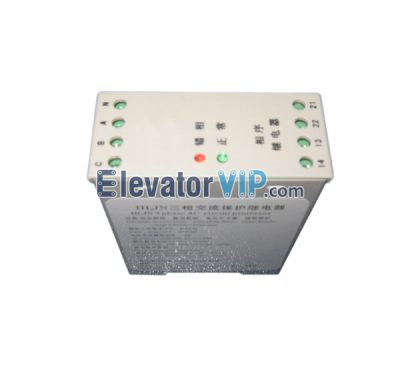 Otis Elevator Spare Parts HLJN-1 Phase Sequence Relay XAA613CF1