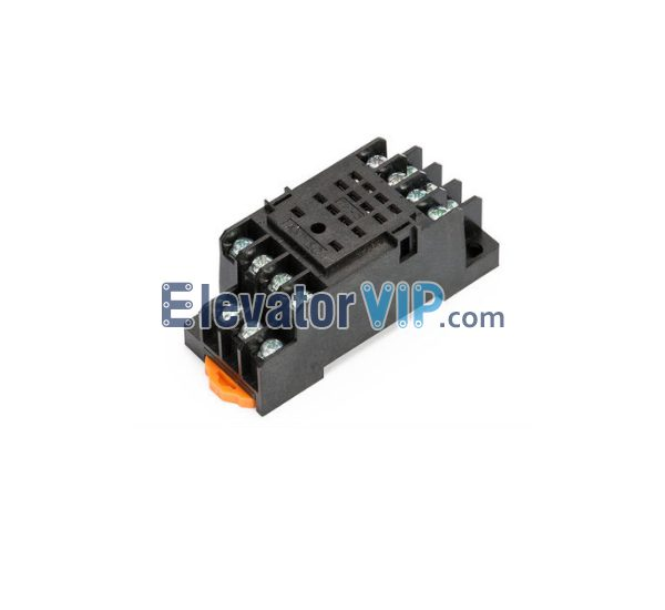 Elevator MY4 Relay Base, Elevator PYF14A-E Relay Base, OTIS Elevator Relay Base, Elevator Relay Base Supplier, Elevator Relay Base Manufacturer, Elevator Relay Base Factory, Elevator Relay Base Exporter, Elevator Relay Base Factory, Cheap Elevator Relay Base Online, XAA618H2, XAA618DP2