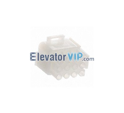 Otis Escalator Spare Parts 12 Holes Plastic Plug XAA618S4, Escalator 1-480708-0 Power Connector, Escalator Rectangular Power Connector, Escalator Power Connector Supplier, Escalator 12-Position Power Connector Housing, Escalator Cable Universal-MATE-N, Escalator Power Connector Manufacturer, Wholesale Escalator Power Connector, Escalator Power Connector Exporter, Cheap Escalator Power Connector for Sale