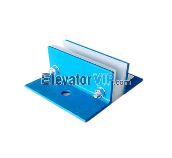 Otis Elevator Spare Parts 10mm Counterweight Guide Shoe XBA24162G1, Elevator Counterweight Guide Shoe, Elevator Counterweight Guide Shoe for 16mm Guide Rail, OTIS Elevator Counterweight Guide Shoe, Elevator Counterweight Guide Shoe Supplier, Elevator Counterweight Guide Shoe Manufacturer, Elevator Counterweight Guide Shoe Exporter, Elevator Counterweight Guide Shoe Wholesaler, Elevator Counterweight Guide Shoe Factory, Cheap Elevator Counterweight Guide Shoe for Sale